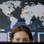 DarnITGroup - Security Operations Center Woman View