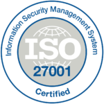 Information Security Management System ISO 27001 Certified